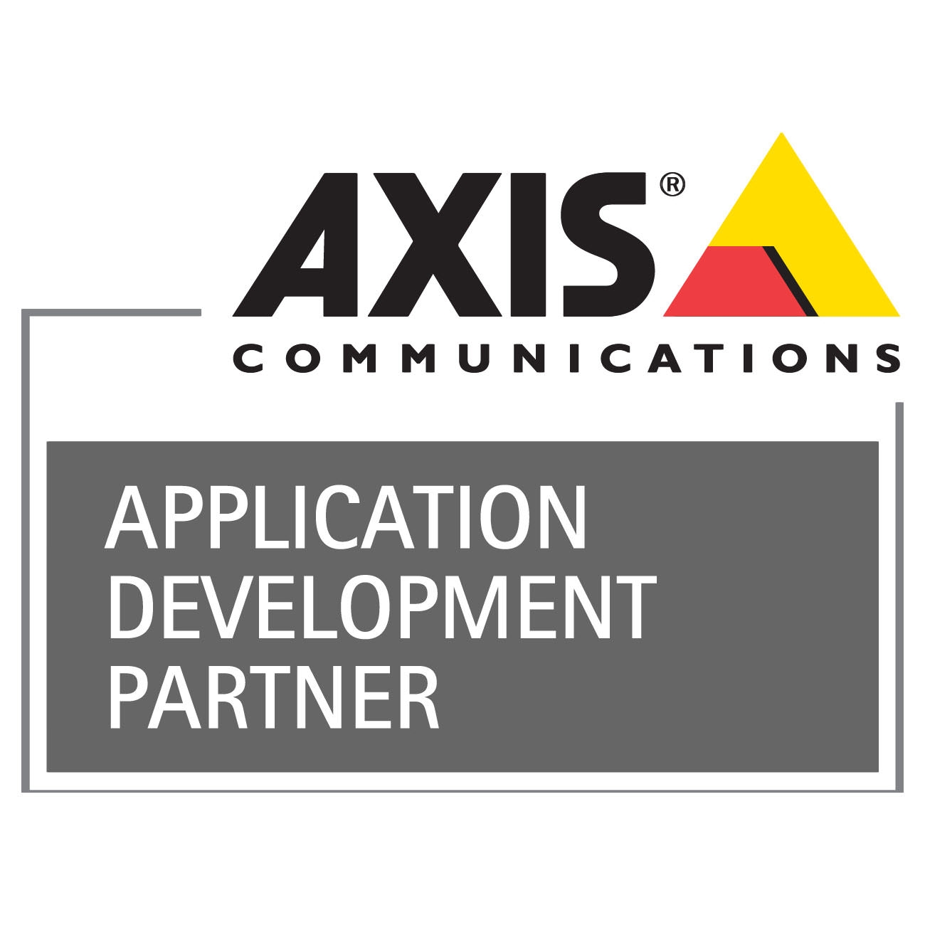 Axis Communications Application Development Partner