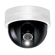 Dies ist eine Überwachungskamera / Domekamera Vandalismus und Wettergeschützt