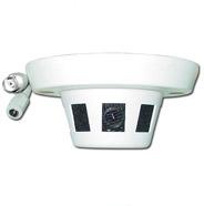 Dies ist eine Überwachungskamera / Videokamera im Rauchmeldergehäuse